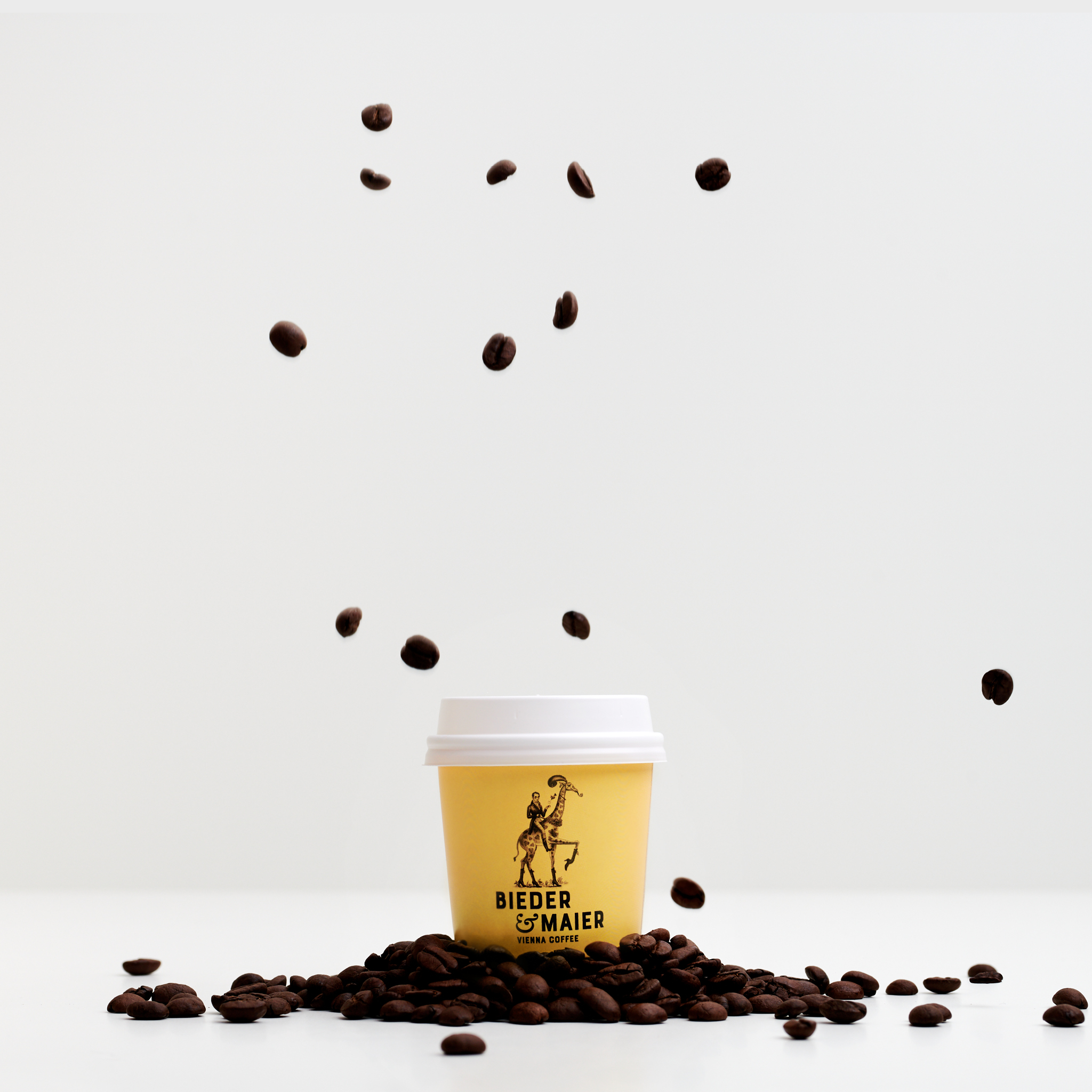 20 Coffee 2 Go Cups 100ml